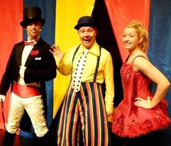 kids party magician crawley
