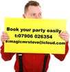 childrens parties haywards heath